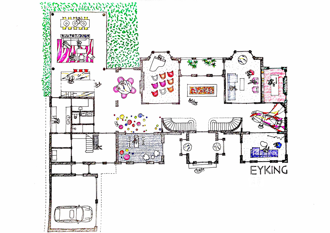 Coombe Moor_Ground Floor